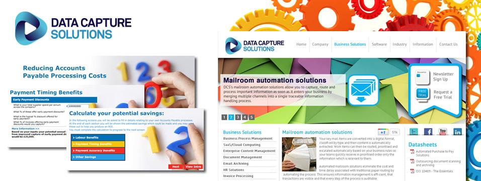 Data Capture Branding