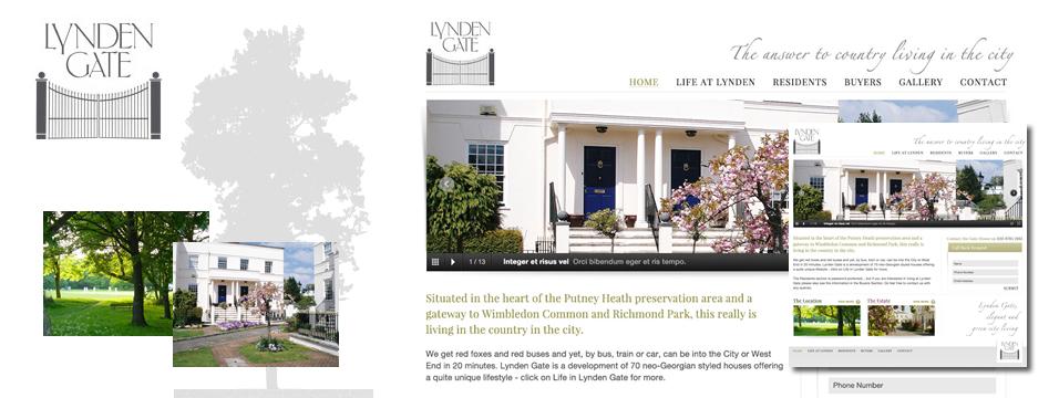 Estate Agent Website Design